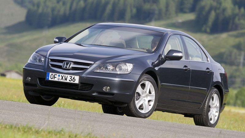 Honda Legend (2001 - 2015) « Svolavacky.cz